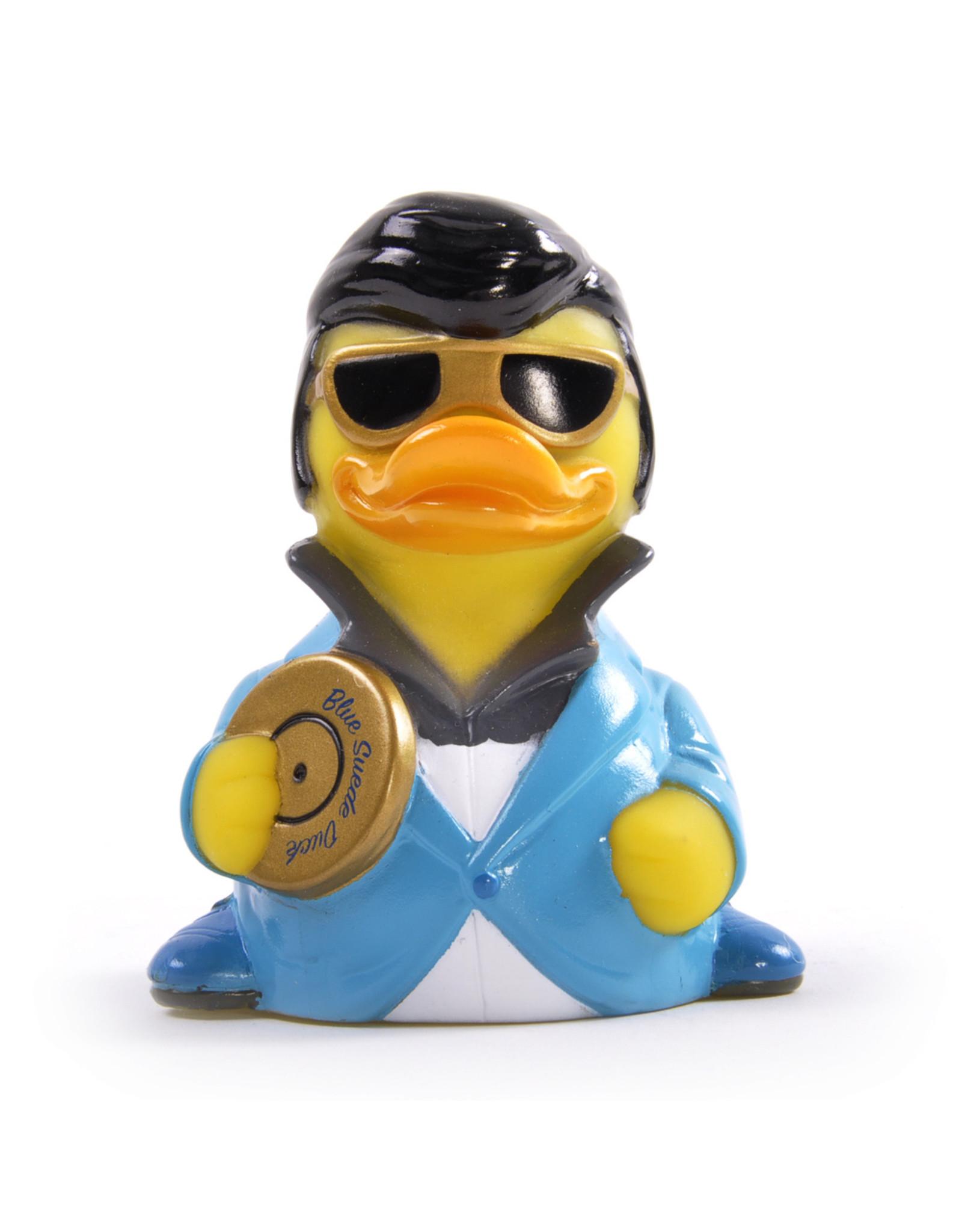 Blue Suede Rock & Roll Rubber Duck