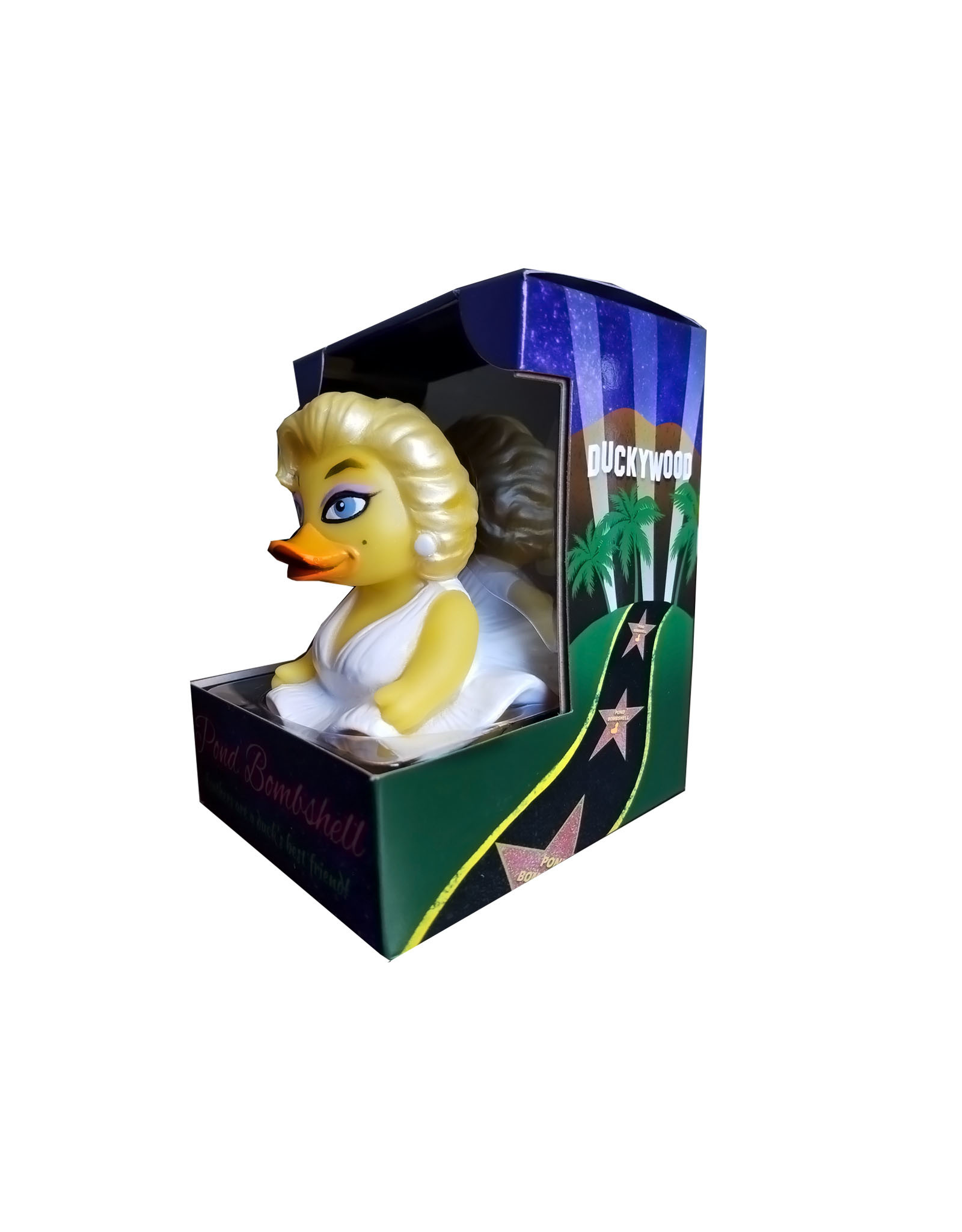 The Pond Bombshell Rubber Duck