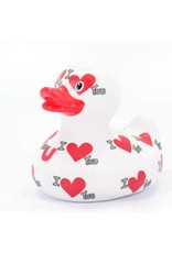 I Love You Rubber Duck