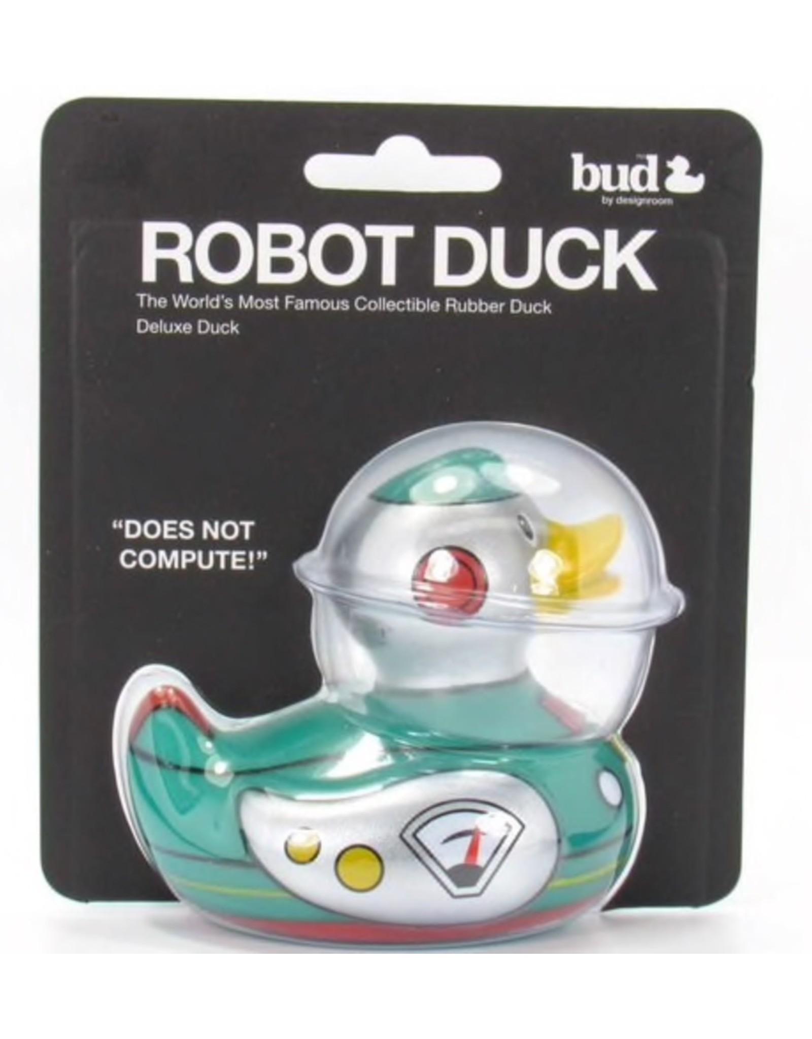 Robot Rubber Duck