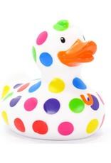 Pop Dot Rubber Duck
