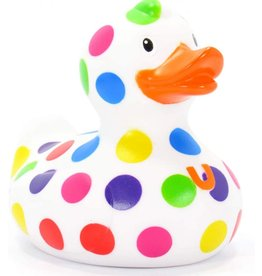 Pop Dot Rubber Duck