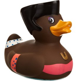 Disco Queen Rubber Duck