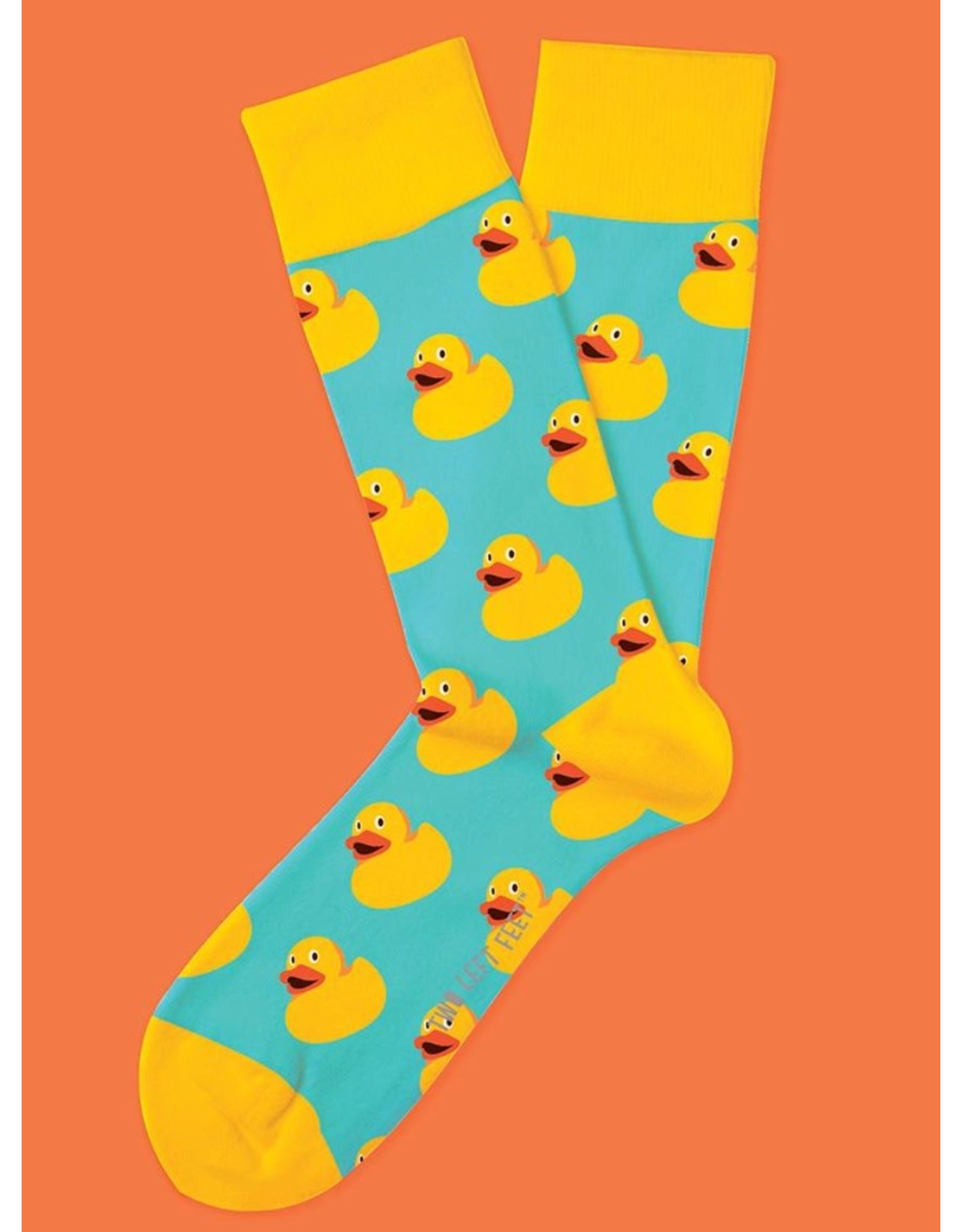 Rubber Duck Socks Unisex (Large)
