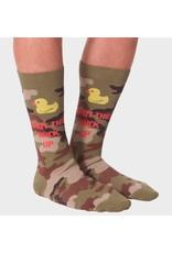 Chaussettes canard pour hommes