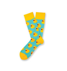 Rubber Duck Socks Unisex (Large)