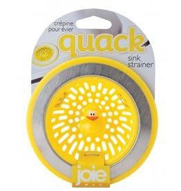 Quack Rubber Duck Sink Strainer