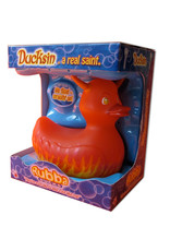 Ducksin the Devil Rubber Duck