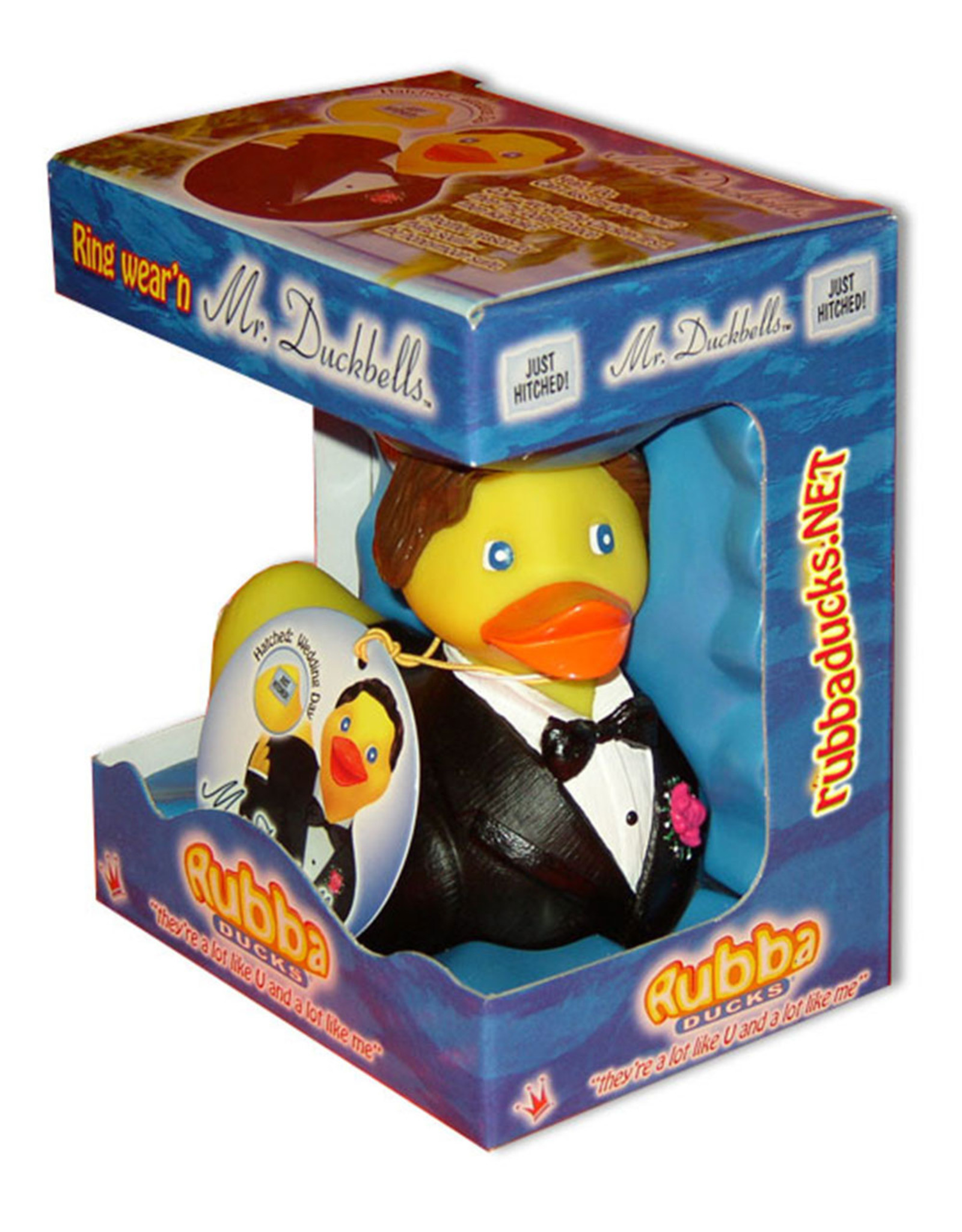 Mr. Duckbells Rubber Duck
