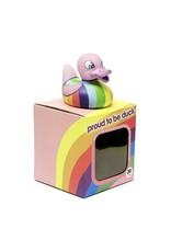 Rainbow - Glow in the Dark Rubber Duck