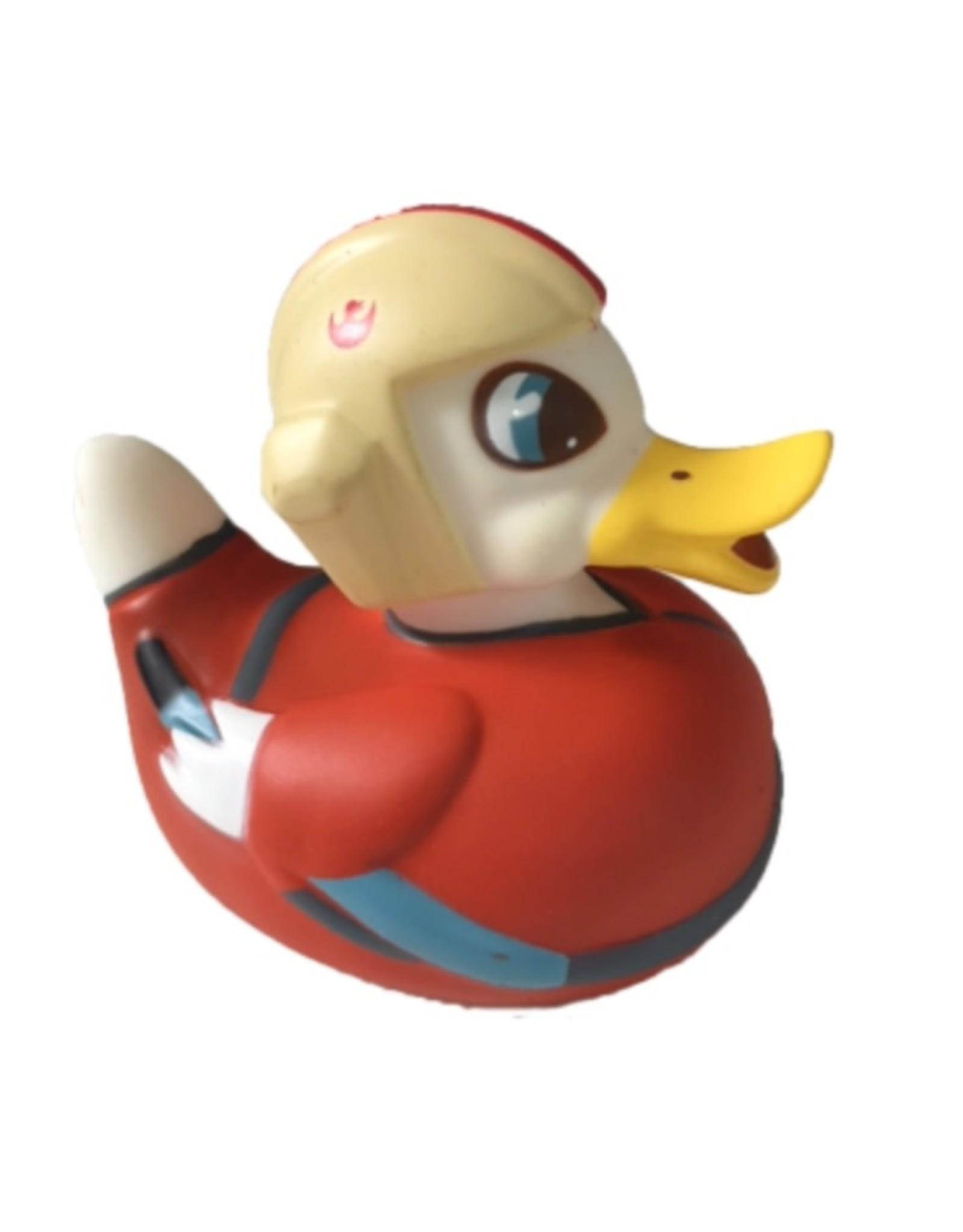 Luke Pondwalker -  Glow in the Dark Rubber Duck