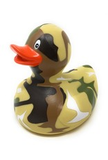 Camouflage/Army Rubber Duck