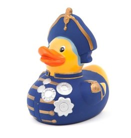 Admiral Rubber Duck