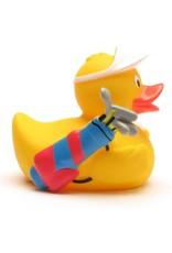 Just Ducks Own Golfing Rubber Duck