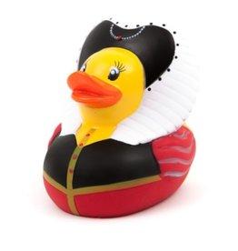Elizabethan Queen Rubber Duck