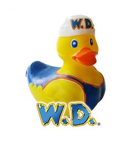 W.D. Wrestler Rubber Duck