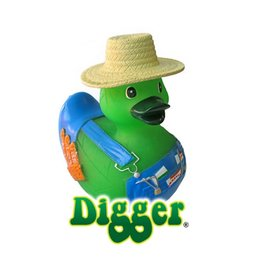 Digger the Farmer Rubber Duck
