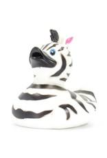 Zebra Rubber Duck