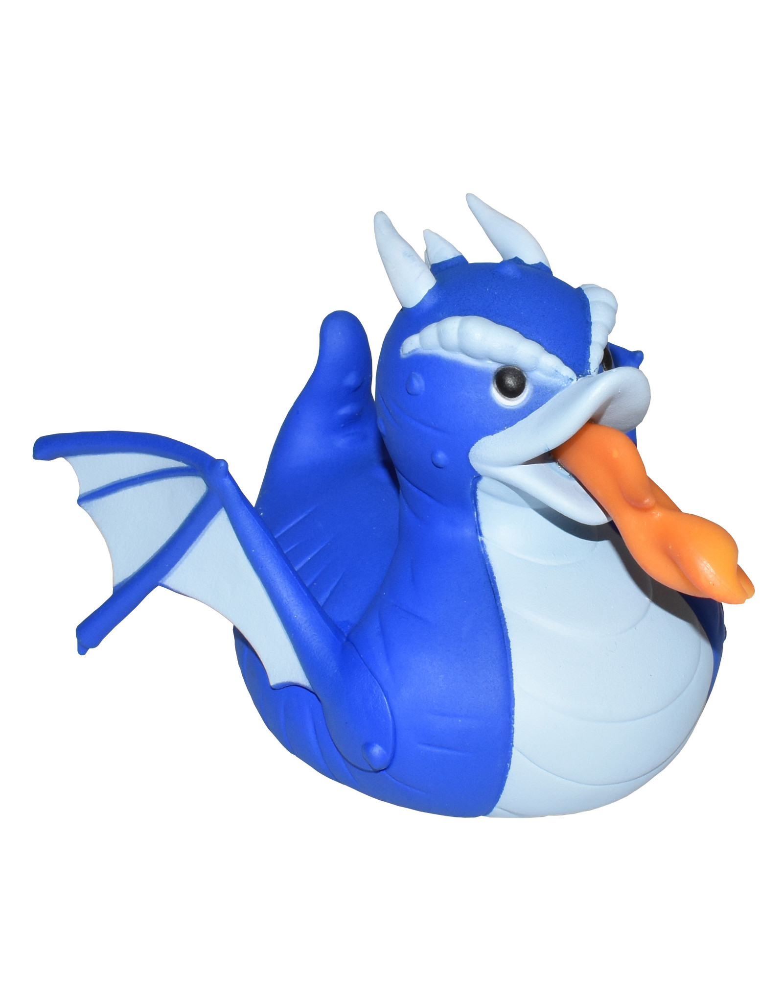 Blue Dragon Rubber Duck