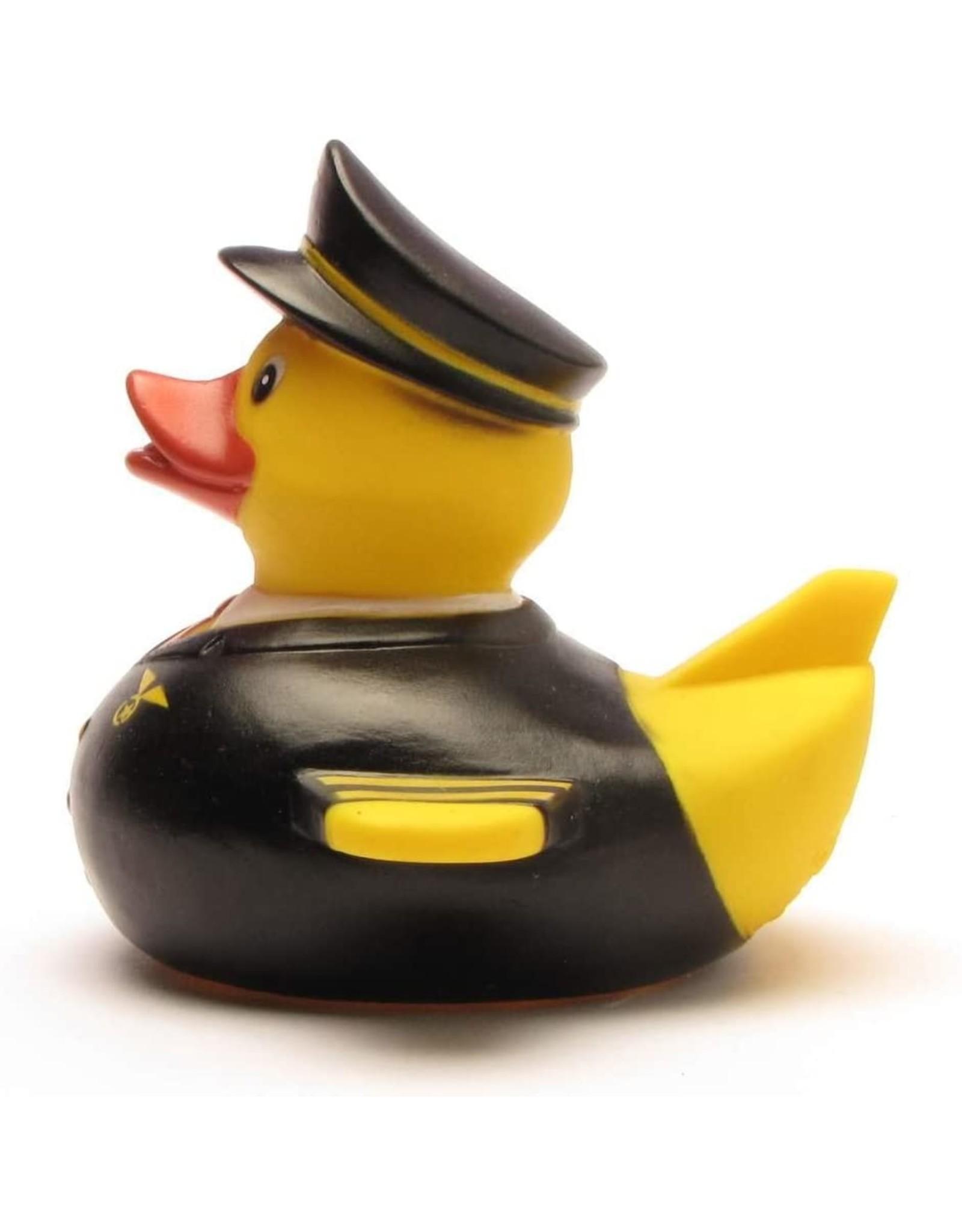 Commercial Pilot Rubber Duck