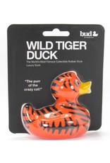 Wild Tiger Rubber Duck