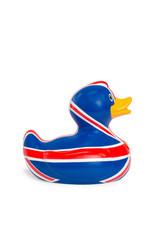 Brit Rubber Duck