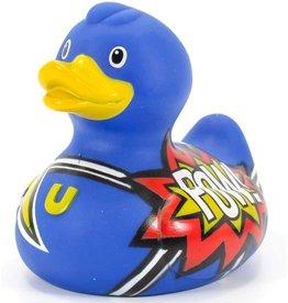 Comic Art Rubber Duck