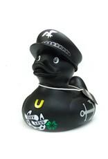 Biker Rubber Duck