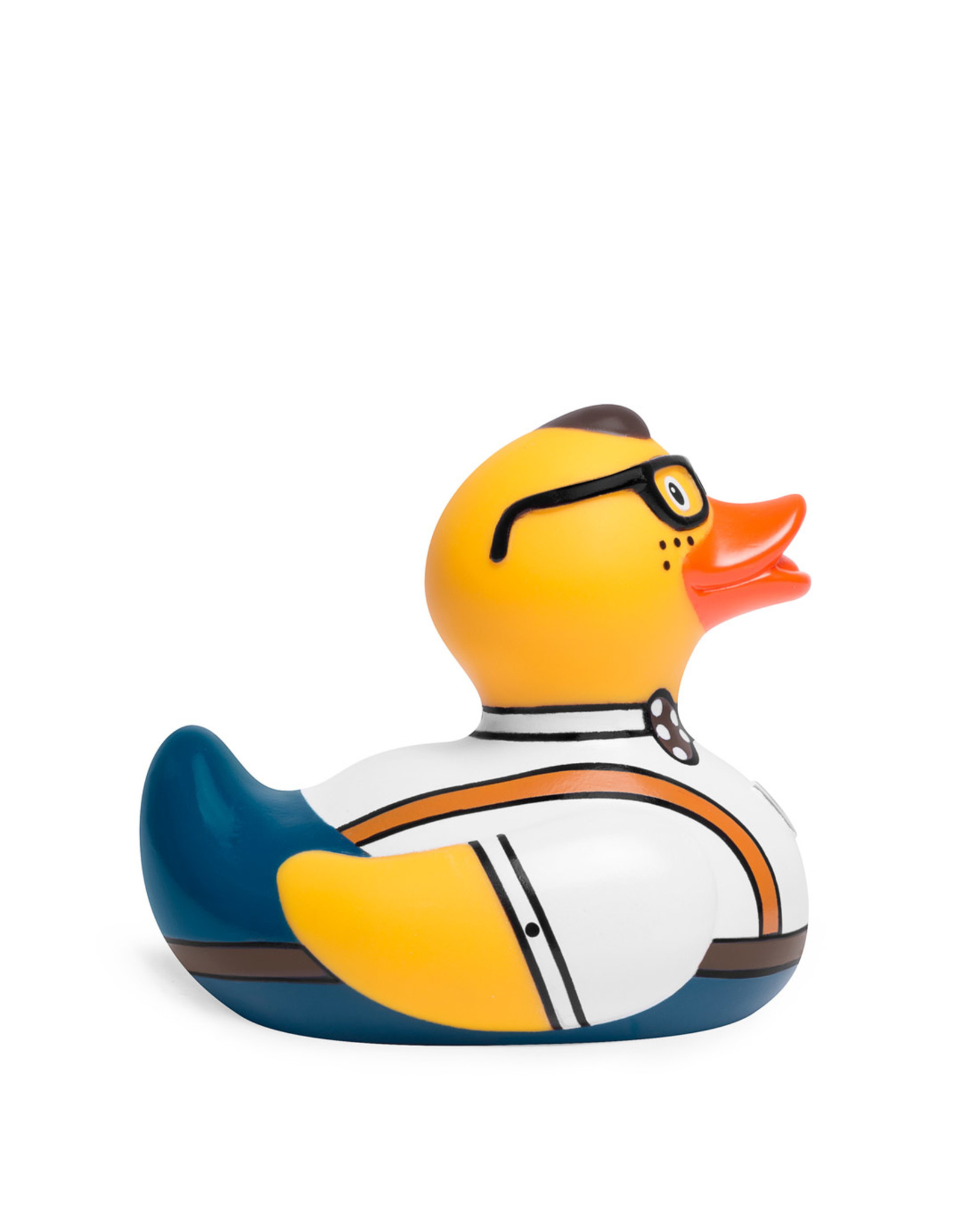 Nerd Rubber Duck