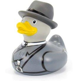 Paparazzi Reporter Rubber Duck