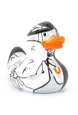 Manga Blossom Rubber Duck