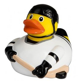 Ice Hockey Rubber Duck