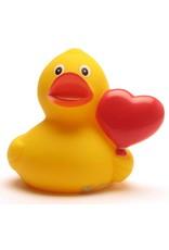 Heart Balloon Rubber Duck