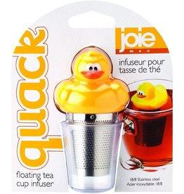 Quack Floating Rubber Duck Tea Infuser
