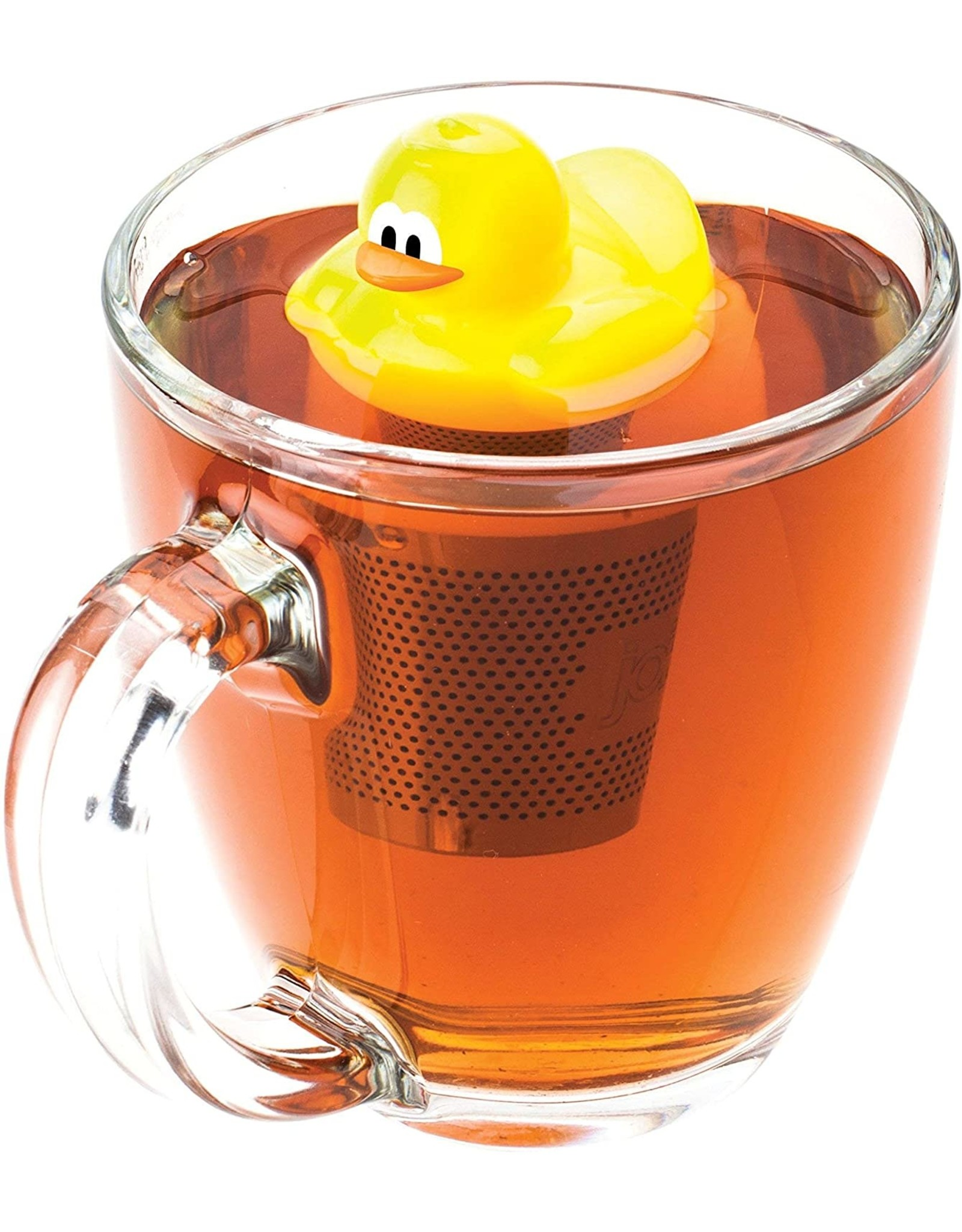 Quack Floating Rubber Duck Tea Infuser