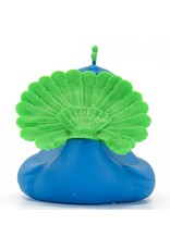WR Peacock Rubber Duck