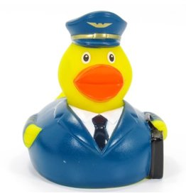 Airline Pilot Rubber Duck