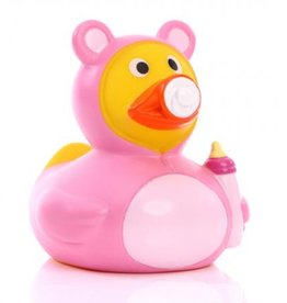 Baby Girl Onesie Rubber Duck