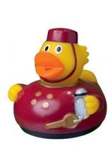 Bell Boy Rubber Duck