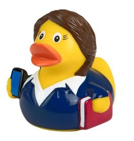 Business Woman Rubber Duck