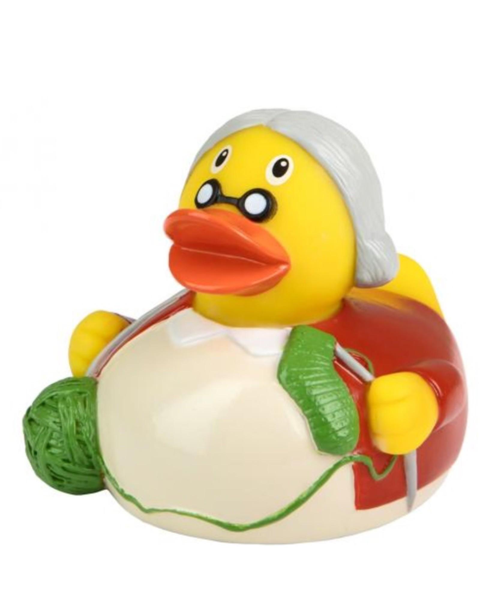 Grandma Rubber Duck