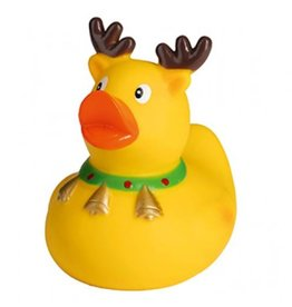 Xmas Moose Rubber Duck