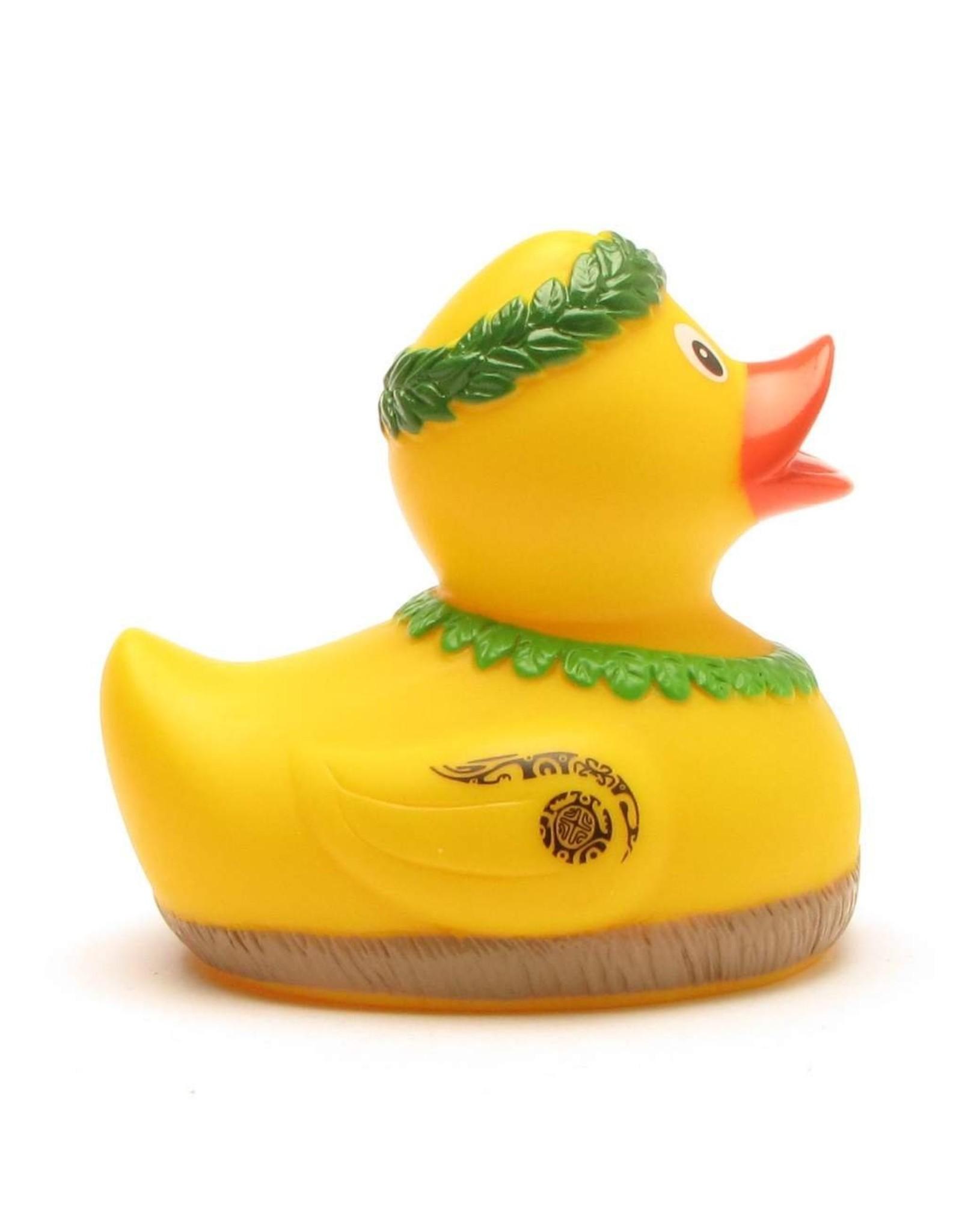 Hawaii Male Rubber Duck