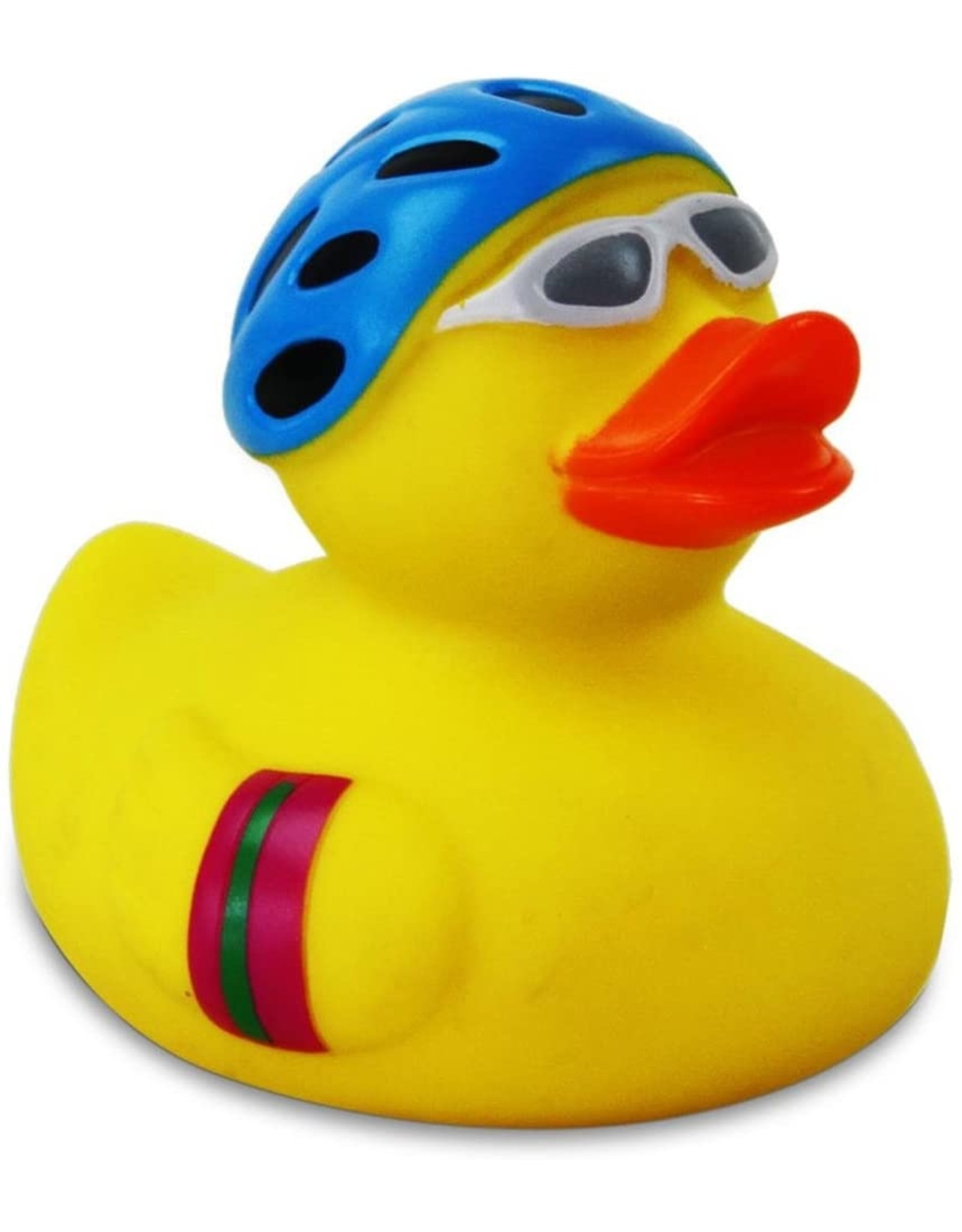 Cyclist Rubber Duck
