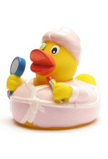 Spa Day Rubber Duck