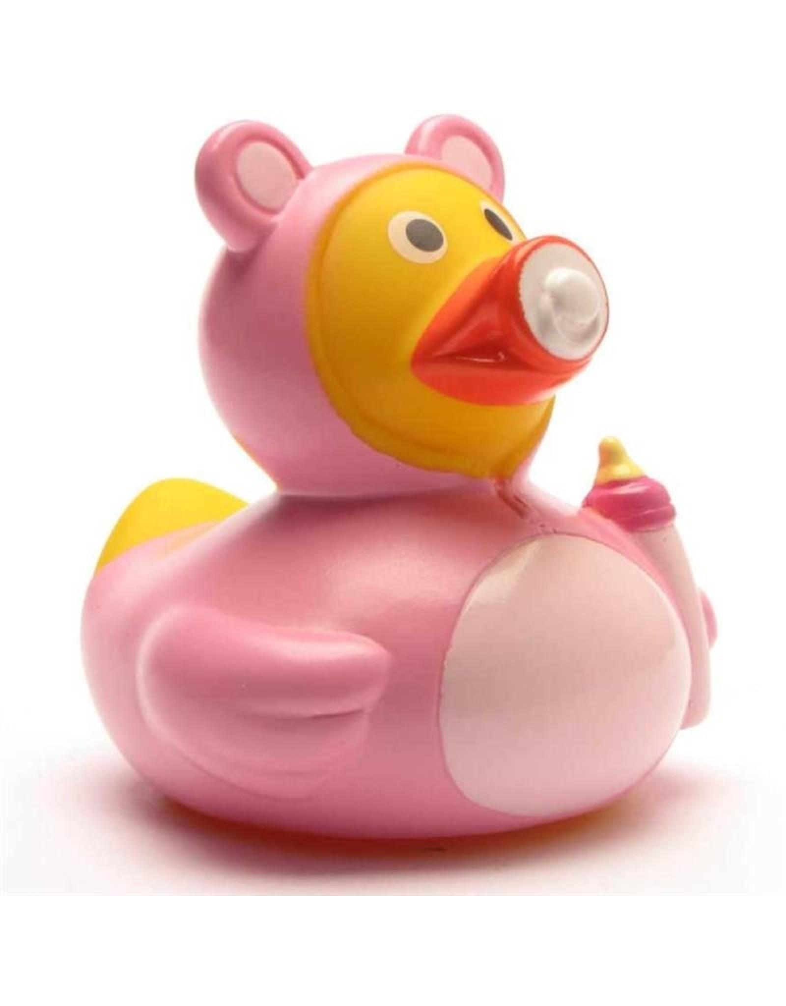 Baby Girl Onesie Rubber Duck