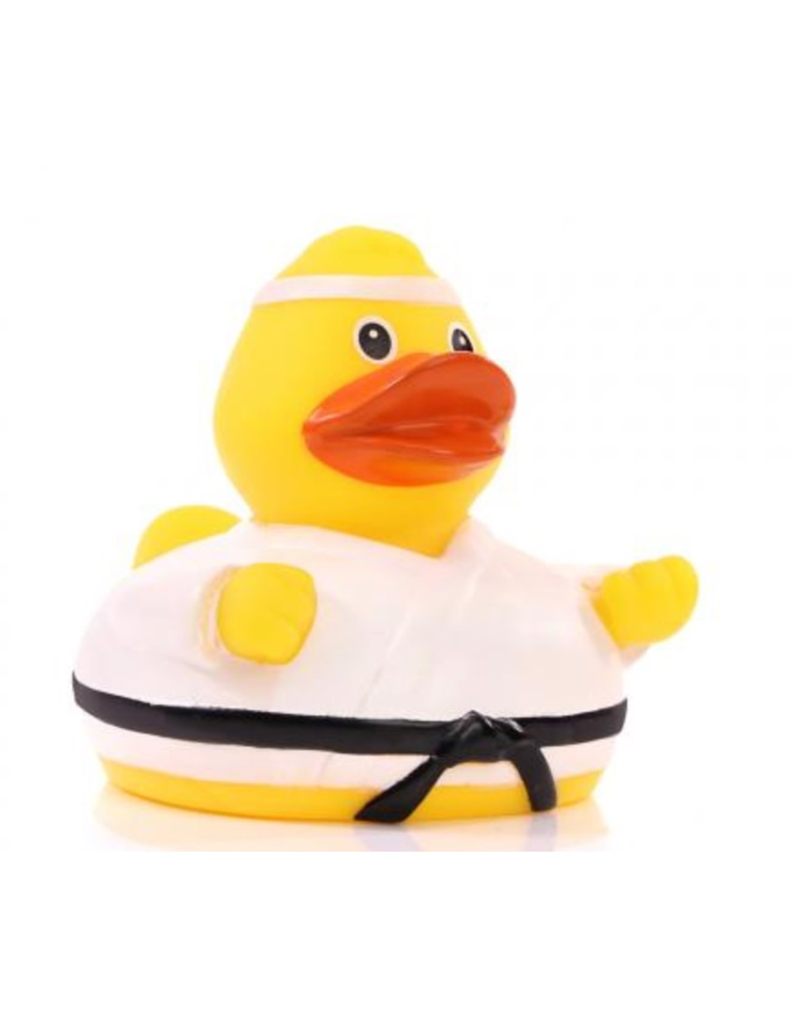 Martial Arts Rubber Duck
