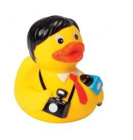 Reporter Rubber Duck