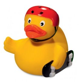 Skateboarder Rubber Duck