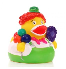 Clown Rubber Duck